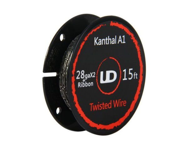 UD twisted wire ribbon