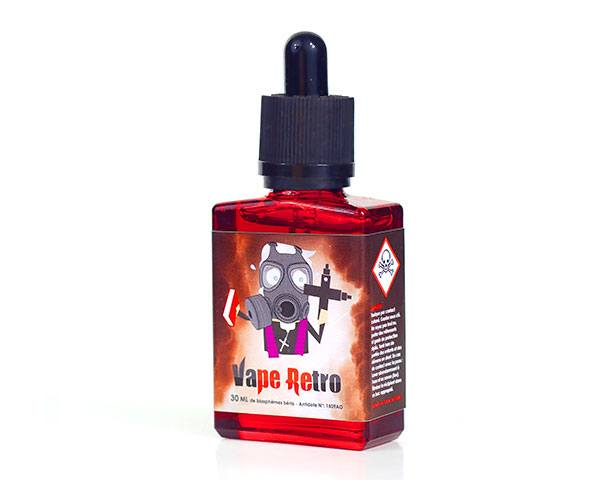 vape retro o bénite