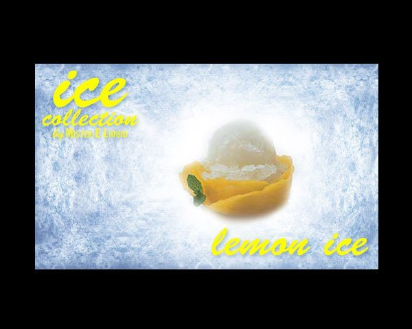 Lemon Ice mr e-liquid