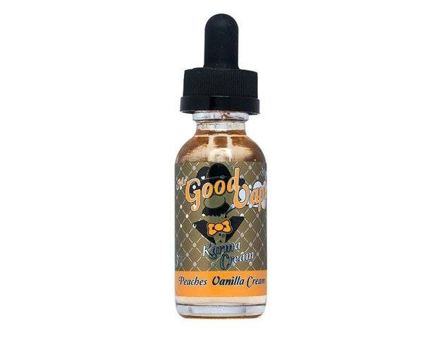 Karma cream mr good vape