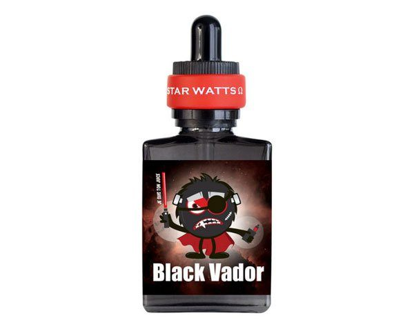 Black vador star watts