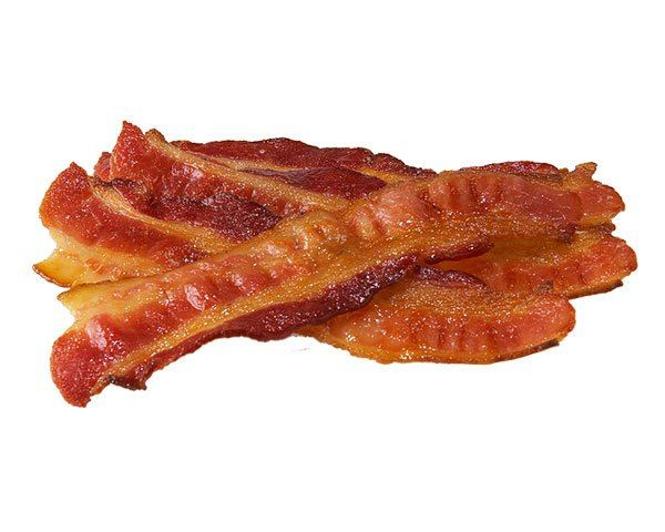 Crispy Bacon capella