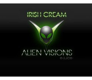 eliquide irish cream alien visions