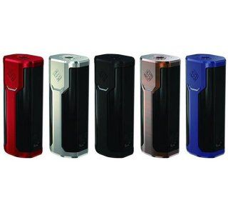box sinuous p80 wismec couleurs