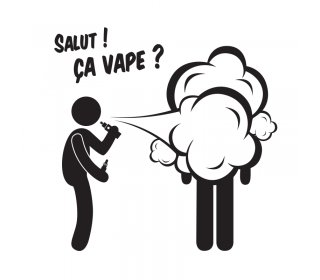 t-shirt vaping