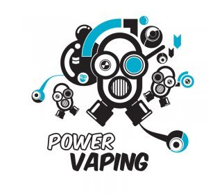 t-shirt power vaping