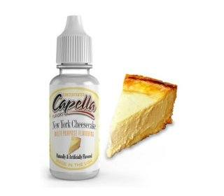 arome new york cheesecake capella