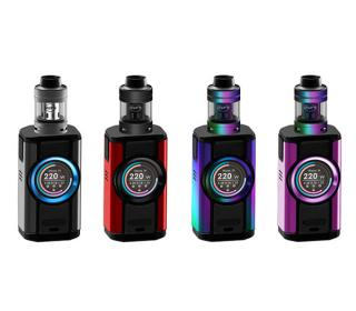 Pack Aspire Dynamo 220W TC Nepho Couleurs