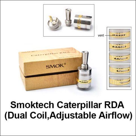 airflow caterpillar RDA