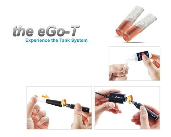 composition KIT egot joyetech