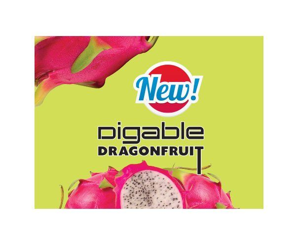 Digable Dragon Fruit