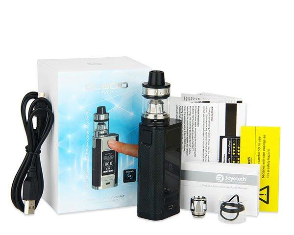 kit cuboid tap aries joyetech