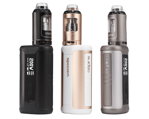 kit complet speeder 200w aspire