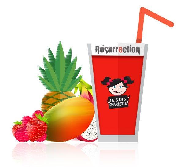 e-liquide Résurrection