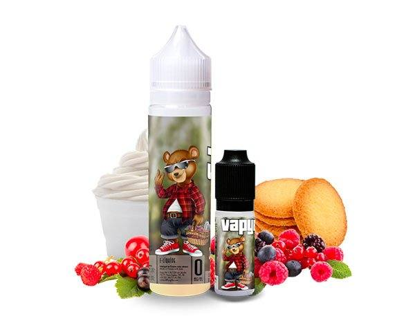 Vapy bear kit 50ml the fuu