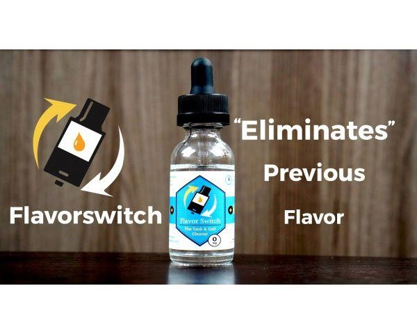 Flavor Switch changer arome eliquide