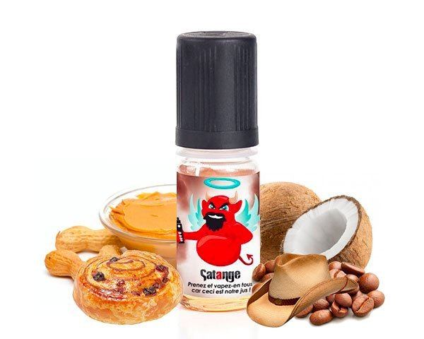 kit e-liquide satange o benite