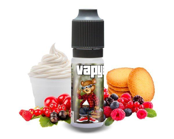 vapybear eliquide the fuu