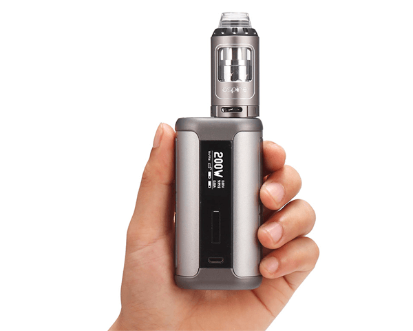 kit speeder aspire gris