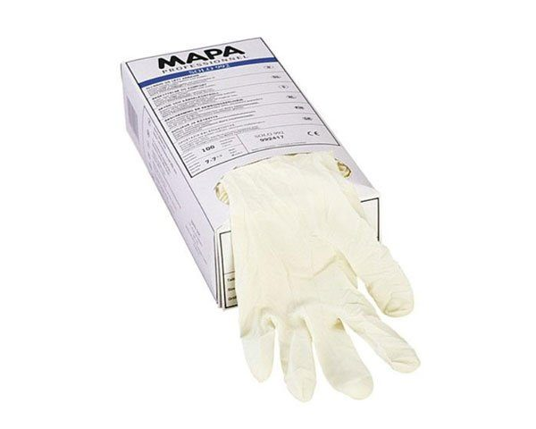 Gants latex DIY