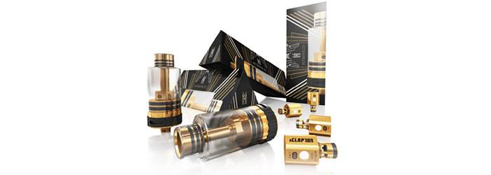 Metropolis Clearomiseur Atom Vapes