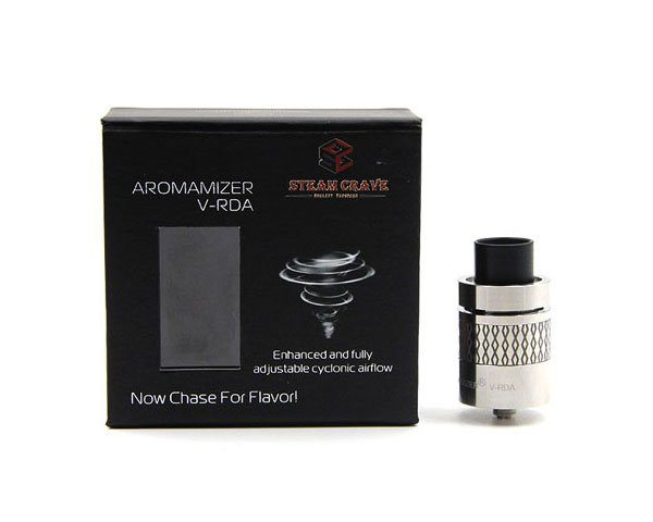 coffret steam crave V-RDA