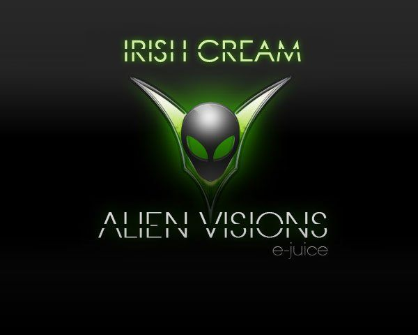 irish cream alien visions