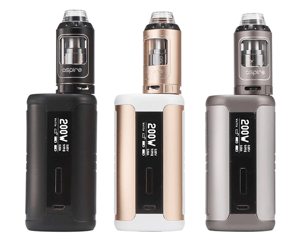 kit Aspire Speeder 200W
