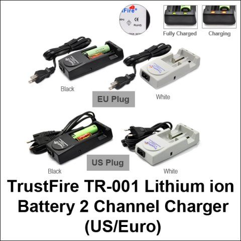 chargeur trusfire