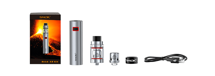 coffret complet smoktech