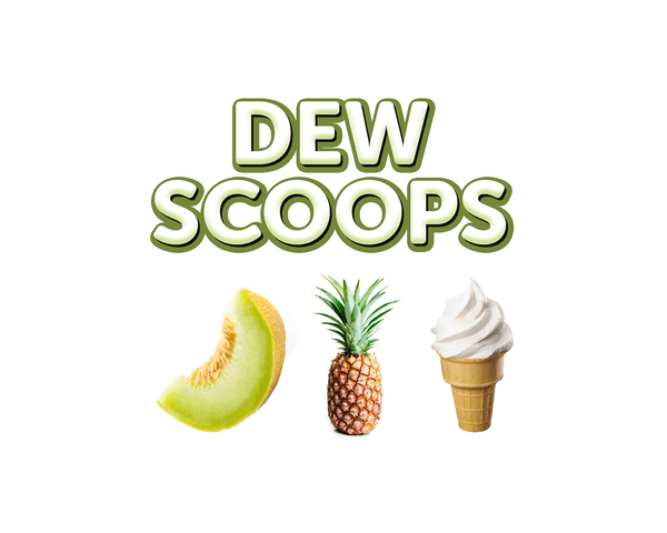 e-liquide Dew Scoops the sweet shoppe