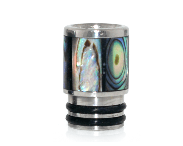 Drip tip Abalone Shell fin