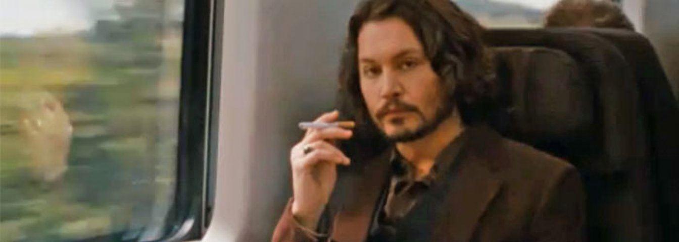 Johnny Depp Vapote