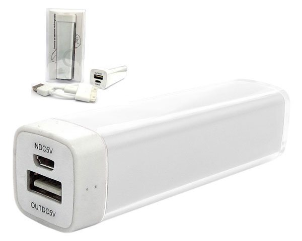 chargeur power bank 2200