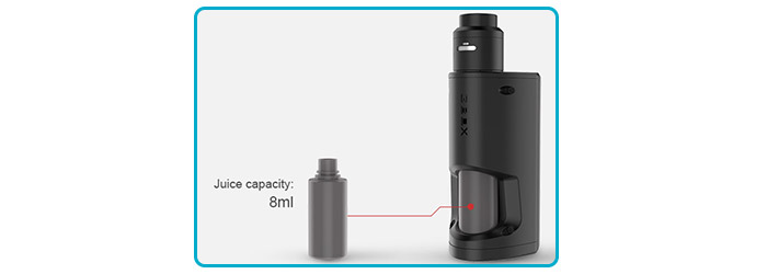 bouteille BF Gbox squonker geekvape