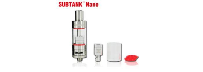 Clearomiseur Kangertech Subtank Nano