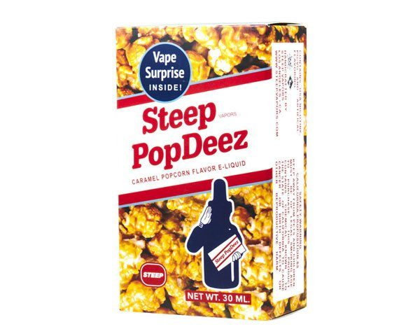 pop deez e-liquide steep premium usa