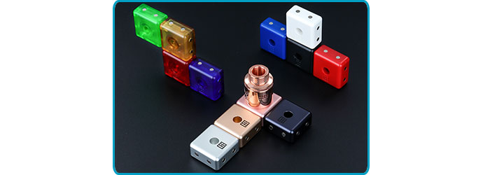 rangement clearomiseur stand cell atty kizoku