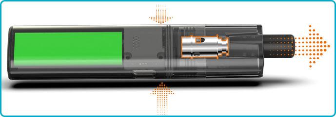 cigarette électronique tirage serré