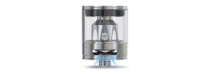 airflow atomiseur procore aries acier joyetech
