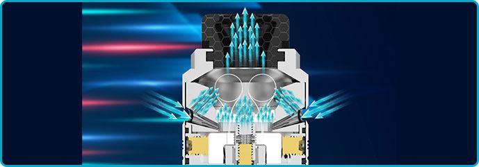 airflow tauren max rda