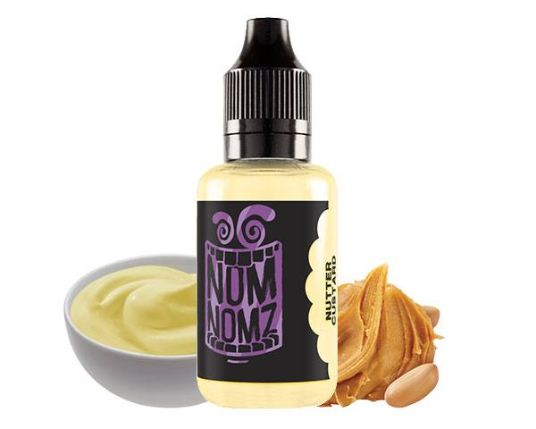 concentré nutter custard 30ml nom nomz
