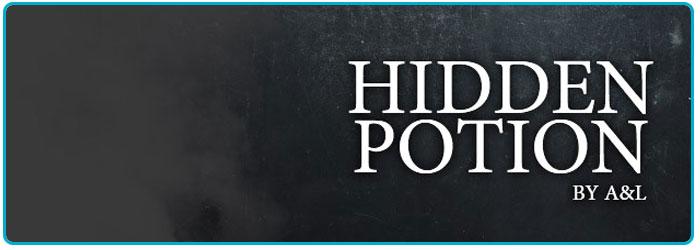 Achat concentré hidden potion