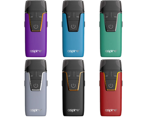 Kit Aspire Nautilus AIO Couleurs