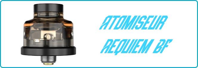 atomiseur reconstructible requiem bf