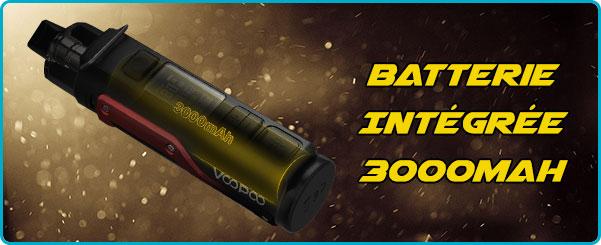achat kit pod batterie integree argus pro voopoo