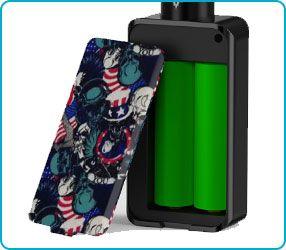 recharge box manto pro