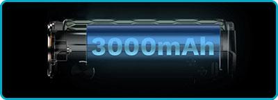 batterie autonomie vaporesso target 80