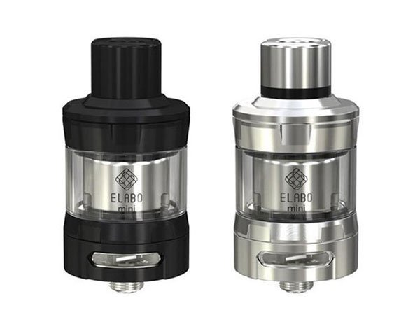 kit sinuous p80 avec clearomiseur elabo mini wismec