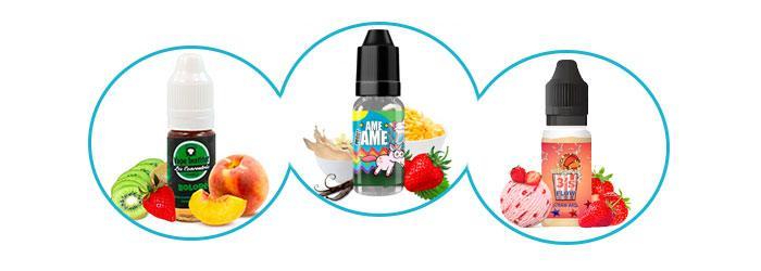arome fraise complexe